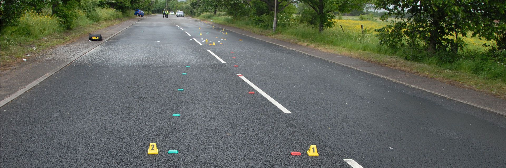 Road Traffic Accident Investigation