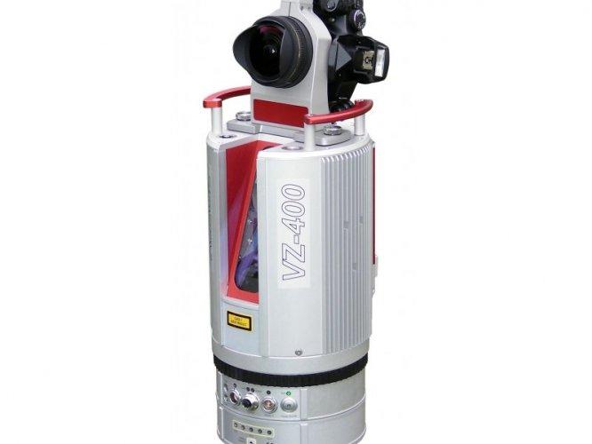 RiEGL VZ-400 Laser Scanner