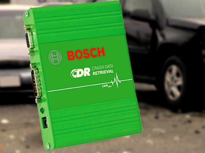 Vehicle Examination bosch tool